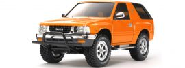 TAMIYA 47370 Isuzu Mu Type X (CC-01) | RC Auto Bausatz 1:10 online kaufen