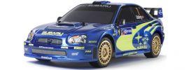 TAMIYA 47372 Subaru Impreza Mexico 2004 TT-01E | RC Auto Bausatz 1:10 online kaufen