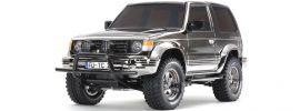 TAMIYA 47375 Mitsubishi Pajero Black Metallic CC-01 | RC Auto Bausatz 1:10 online kaufen