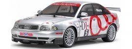 TAMIYA 47414 Audi A4 Quattro Touring TT-01E | RC Auto Bausatz 1:10 online kaufen