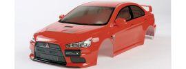 TAMIYA 51376 Karosseriesatz Mitsubishi Lancer Evo X | 190 mm | unlackiert | TW 1:10 online kaufen
