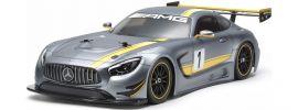 TAMIYA 51590 Karosserie-Satz Mercedes-Benz AMG GT3 | für Tourenwagen 1:10 online kaufen