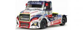TAMIYA 51613 unlackierte Karosserie Buggyra Fat Fox | für RC Racing Trucks 1:10 online kaufen