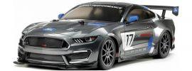 TAMIYA 51614 Karosserie-Satz Ford Mustang GT4 | WB: 257 mm | für RC Tourenwagen 1:10 online kaufen
