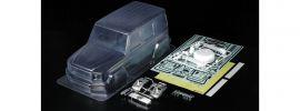 TAMIYA 51623 Karosserie-Satz Mercedes-Benz G500 | für CC-01/CC-02 Chassis online kaufen