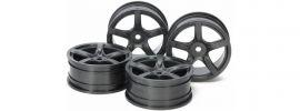 TAMIYA 54739 Tamiya RC ET Felgen | schwarz | OffSet + 0 mm | 24 mm | 4 Stück online kaufen