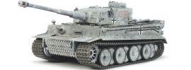 TAMIYA 56010 Panzer TIGER 1 | DMD Full Option | RC Panzer Bausatz 1:16 online kaufen