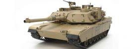 TAMIYA 56041 US Kampfpanzer M1A2 Abrams | Full Option | RC Panzer Bausatz 1:16 online kaufen