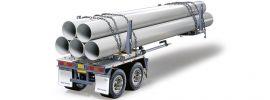 TAMIYA 56310 Rungen Teleskopanhänger für RC Truck Bausatz 1:14 online kaufen
