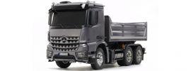 TAMIYA 56357 MB Arocs 3348 Hinterkipper | RC LKW Bausatz 1:14 online kaufen
