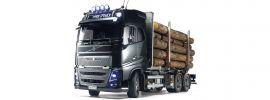 TAMIYA 56360 Volvo FH16 Holztransporter | RC LKW Bausatz 1:14 online kaufen