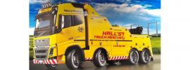 TAMIYA 56362 Volvo FH16 Abschlepper 8x4 | RC LKW Bausatz 1:14 online kaufen
