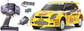 TAMIYA 57754 XB Suzuki Swift Super 1600 M-03M | RC Auto Komplett-RTR 1:10 kaufen