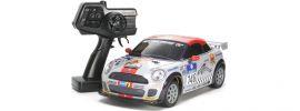 TAMIYA 57829 XB Mini Cooper | M-05 | 2.4 GHz | RC Auto Fertigmodell 1:10 online kaufen