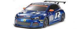 TAMIYA 58508 VW Scirocco GT24 R-Line TT01-E RC Auto Bausatz 1:10 online kaufen