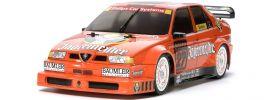 TAMIYA 58585 Alfa Romeo 155 V6Ti Jägermeister TT-02 RC Auto Bausatz 1:10 online kaufen