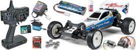 TAMIYA 58587SET1 DT-03 Neo Fighter Buggy Komplett RC Auto Bausatz 1:10 online kaufen