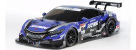 TAMIYA 58599 Raybrig NSX Concept-GT TT-02 | RC Auto Bausatz 1:10 online kaufen