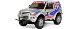 TAMIYA 58602 Mitsubishi Pajero Rally Sport CC-01 | RC Auto Bausatz 1:10 online kaufen