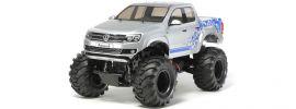 TAMIYA 58603 VW Amarok Custom Lift WT-01N | RC Auto Bausatz 1:10 online kaufen