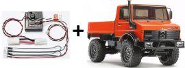 TAMIYA 58609 Mercedes Benz Unimog 425 CC-01 Chassis | RC Auto Bausatz 1:10 online kaufen