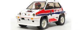 TAMIYA 58611 Honda City Turbo WR-02C | RC Auto Bausatz 1:10 online kaufen