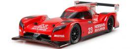 TAMIYA 58617 Nissan GT-R LM Nismo Launch F103GT | RC Auto Bausatz 1:10 online kaufen
