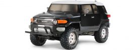 TAMIYA 58620 Toyota FJ Cruiser Black CC-01 | RC Auto Bausatz 1:10 online kaufen