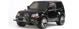 TAMIYA 58627 Mitsubishi Pajero Lowrider (schwarz) CC-01 | RC Auto Bausatz 1:10 online kaufen