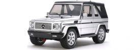 TAMIYA 58629 MB G-Klasse G230 Cabrio MF-01X | RC Auto Bausatz 1:10 online kaufen