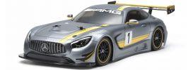 TAMIYA 58639 Mercedes-AMG GT3 TT-02 | RC Auto Bausatz 1:10 online kaufen