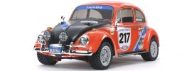 TAMIYA 58650 VW Beetle Rally | MF-01X Chassis | Bausatz RC Auto 1:10 online kaufen