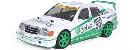TAMIYA 58656 Mercedes-Benz 190E debis Zakspeed TT-01E | RC Auto Bausatz 1:10 online kaufen