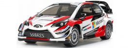 TAMIYA 58659 Toyota Gazoo WRT/Yaris TT-02 | RC Auto Bausatz 1:10 online kaufen