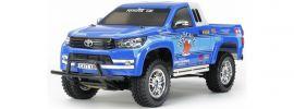 TAMIYA 58663 Toyota Hilux Extra Cab CC-01 | RC Auto Bausatz 1:10 online kaufen