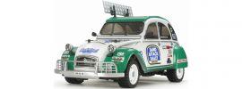 TAMIYA 58670 Citroen 2CV Rally M-05Ra | RC Auto Bausatz 1:10 online kaufen