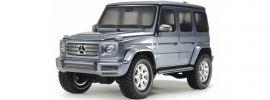 TAMIYA 58675 MB G-Klasse G500 CC-02 | RC Auto Bausatz 1:10 online kaufen