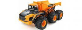 TAMIYA 58676 Volvo A60G Hauler 6x6 G6-01 | RC Auto Bausatz 1:24 online kaufen