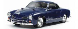 TAMIYA 58677 VW Karmann Ghia M-06L | RC Auto Bausatz 1:10 online kaufen