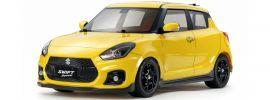 TAMIYA 58679 Suzuki Swift Sport gelb M-05 | RC Auto Bausatz 1:10 online kaufen