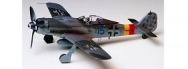 TAMIYA 61041 Focke Wulf Fw190 D-9 |  Flugzeug Bausatz 1:48 online kaufen
