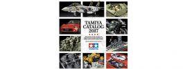 TAMIYA 64407 TAMIYA Katalog 2017 (GB/DE/F/SP) online kaufen