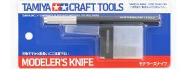 TAMIYA 74040 Bastelmesser mit 25 Klingen   Modellbau Werkzeug online kaufen