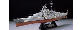 TAMIYA 78013 Schlachtschiff Bismarck Bausatz 1:350  online kaufen