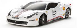 TAMIYA 93042 Ferrari 458 Challenge TT-02D | RC Auto Bausatz 1:10 online kaufen