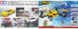 ausverkauft | TAMIYA / CARSON 50990260 Katalog 2016 | Tamiya Zubehör + CARSON RC-Sport online kaufen