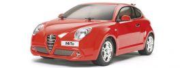 TAMIYA 51404 Karosserie-Satz Alfa Romeo MiTo | für M-Chassis 1:10 online kaufen