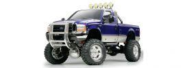 TAMIYA 58372 Ford F-350 High Lift Truck 4x4 Bausatz 1:10 online kaufen
