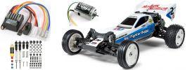 TAMIYA 58587 Neo Fighter Buggy DT-03 RC Auto Bausatz 1:10 online kaufen