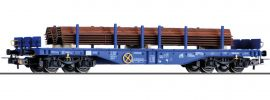 TILLIG 76774 Flachwagen Sgmmns 4505 mit Beladung ERR   DC   Spur H0 online kaufen